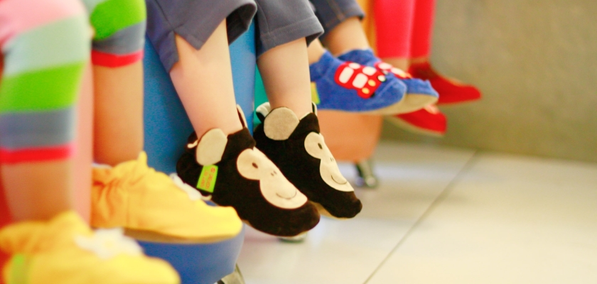 Funky Feet Kids Fashion