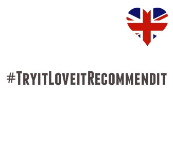 Love it, Try it, Recommend it