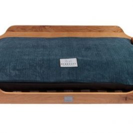 Berkeley Dog Bed Oak Blue