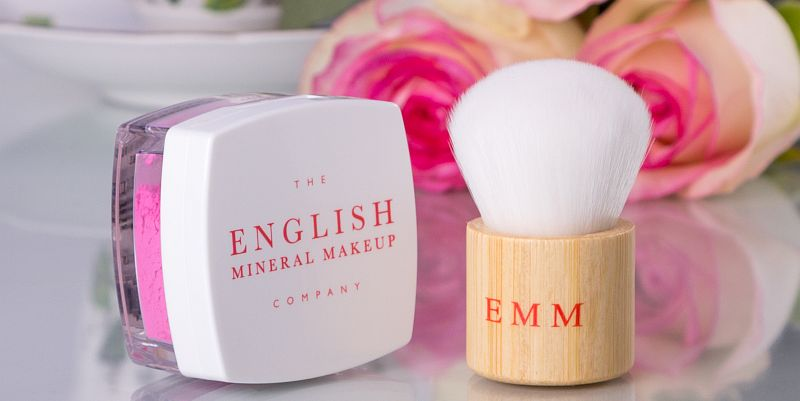 English Mineral Makeup Blush