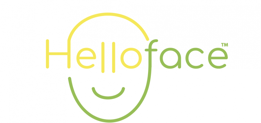 Helloface Logo UK