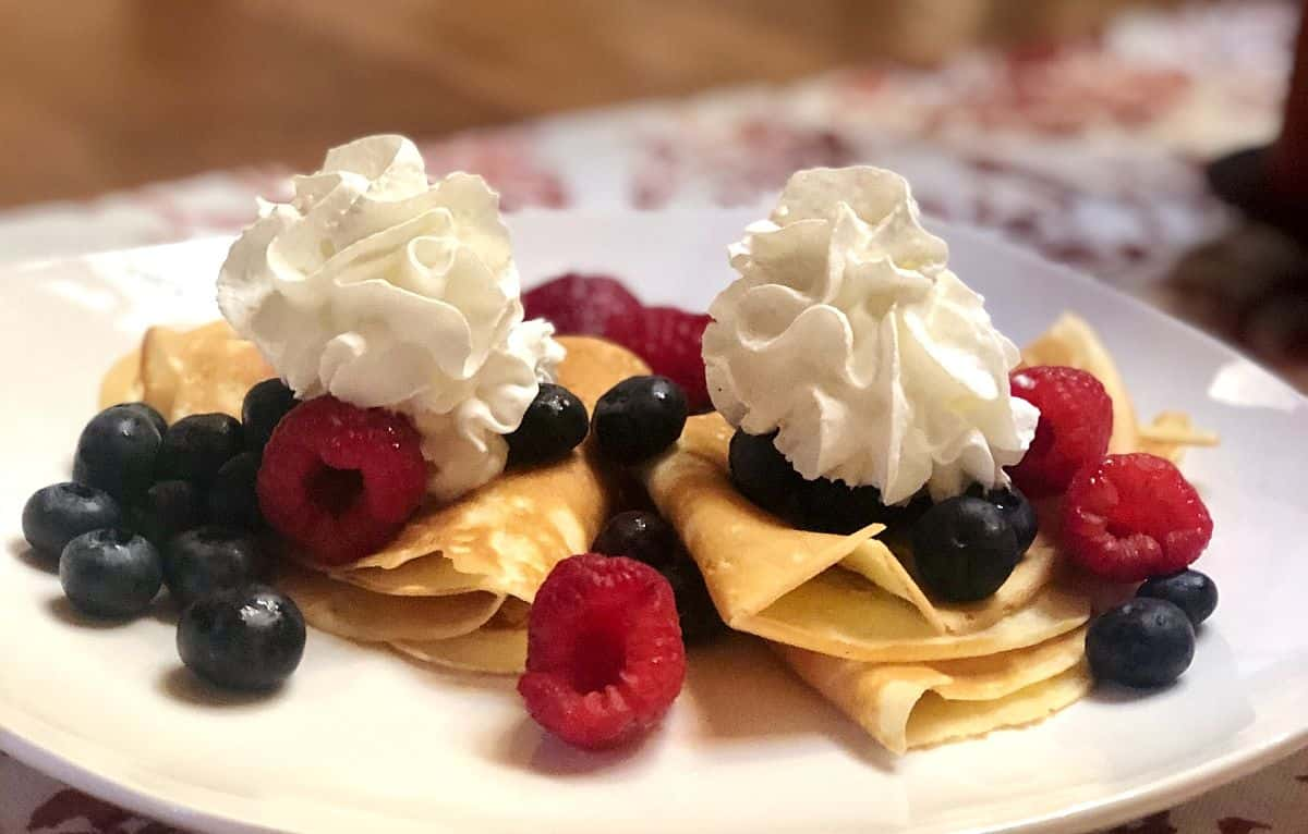 Pancake Day Celebrations