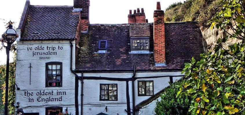 England's oldest pubs